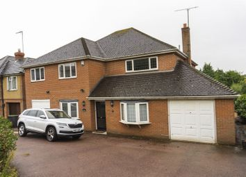 Thumbnail 5 bed detached house to rent in Back Street, Clophill, Bedford