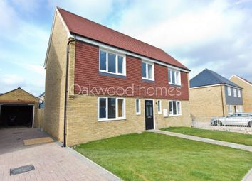 4 bed detached house for sale in Mannock Drive, Manston, Ramsgate CT12