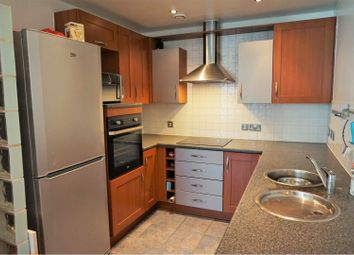 Thumbnail 2 bed flat to rent in City South, Manchester
