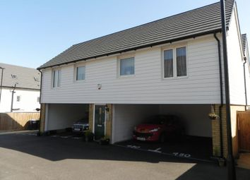 Thumbnail 2 bed maisonette to rent in Bowhill Way, Harlow