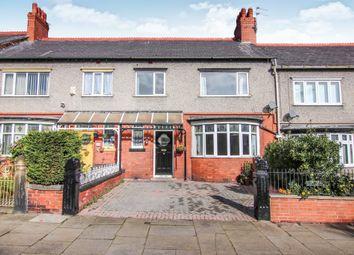 Thumbnail 4 bedroom terraced house for sale in Upton Road, Birkenhead