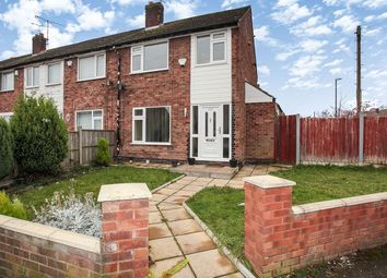 Thumbnail 3 bed end terrace house for sale in Yewdale Crescent, Coventry, West Midlands