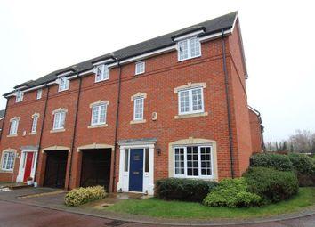 Thumbnail 5 bedroom town house for sale in Avocet Grove, Soham, Ely