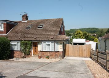 Thumbnail 3 bed semi-detached house for sale in Vale Avenue, Findon Valley