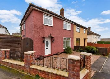 Thumbnail 3 bed semi-detached house for sale in Cornwall Place, Melton Mowbray