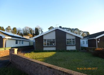 Thumbnail 3 bed bungalow for sale in Laurel Drive, Ammanford, Carmarthenshire.