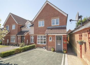 Emperor Way, Knights Park, Ashford, Kent TN23. 3 bed end terrace house
