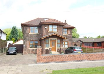 Thumbnail 5 bedroom detached house for sale in Bolton Road, Bury