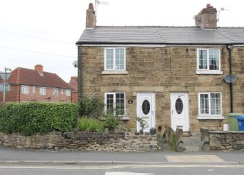 Thumbnail 2 bed terraced house for sale in St. Johns Road, Newbold, Chesterfield
