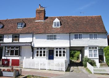 Thumbnail 3 bed terraced house for sale in High Street, Cranbrook