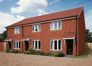 Thumbnail 2 bedroom terraced house for sale in Hawser Road, Tewkesbury