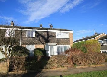 Thumbnail 4 bed end terrace house for sale in Vardon Road, Stevenage