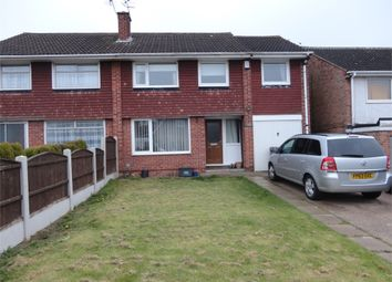Thumbnail 4 bed semi-detached house to rent in Ramsey Drive, Arnold, Nottingham