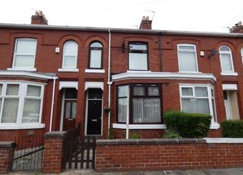 3 bed terraced house for sale in Premier Street, Old Trafford, Manchester, Greater Manchester M16