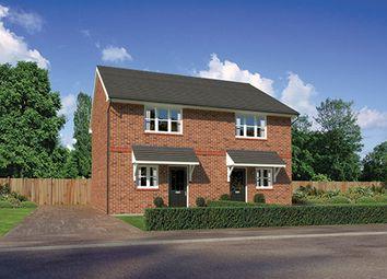 "Thumbnail 2 bed terraced house for sale in ""Aston"" At Scotchbarn Lane, Prescot L34, Prescot,"