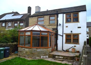 Thumbnail 3 bedroom semi-detached house for sale in Cowcliffe Hill Road, Fixby, Huddersfield