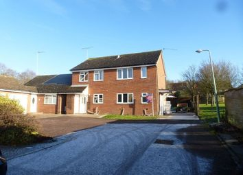 Thumbnail 3 bed property to rent in Raedwald Drive, Bury St. Edmunds