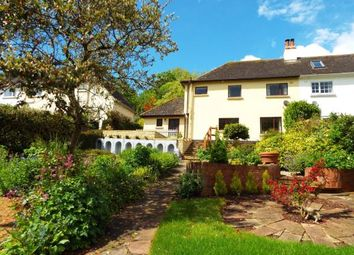 Thumbnail 3 bedroom semi-detached house for sale in Branscombe, Seaton, Devon