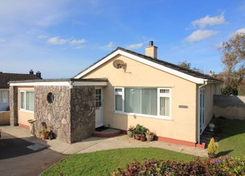 Thumbnail 3 bed detached bungalow for sale in Stad Castellor, Cemaes Bay