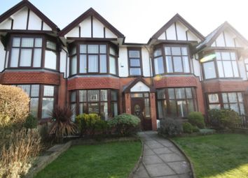 Thumbnail 4 bed terraced house to rent in Somerset Road, Bolton