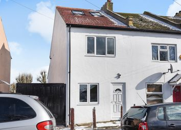 Thumbnail 3 bed semi-detached house for sale in Boulogne Road, Croydon