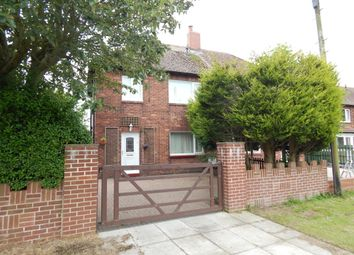 Thumbnail 3 bed semi-detached house to rent in Bamburgh Crescent, Shiremoor