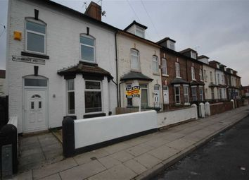Thumbnail 5 bedroom end terrace house for sale in Rudgrave Square, Wallasey, Merseyside