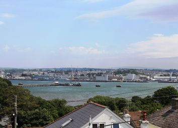 Thumbnail 3 bed terraced house for sale in Clarence Road, Torpoint, Cornwall