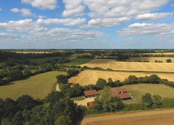 Thumbnail 5 bed barn conversion for sale in Westley Way, Badwell Ash, Bury St. Edmunds