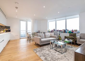 Thumbnail 2 bed flat to rent in Lombard Wharf, Battersea