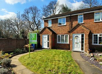 Thumbnail 3 bed end terrace house for sale in Rother Close, Sandhurst, Berkshire