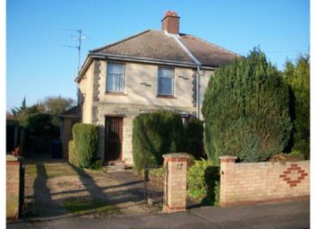 Thumbnail 3 bed semi-detached house to rent in Glebe Road, Cambridge, Cambridge