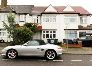 Thumbnail 3 bed terraced house for sale in Hale Grove Gardens, Mill Hill, London