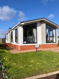Thumbnail 2 bed lodge for sale in Country Choice Caravan Park, Stratford Bridge, Ripple, Tewkesbury