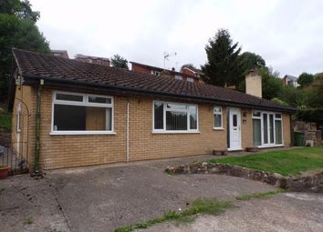Thumbnail 4 bed bungalow for sale in Pendwll Road, Moss, Wrexham, Wrecsam