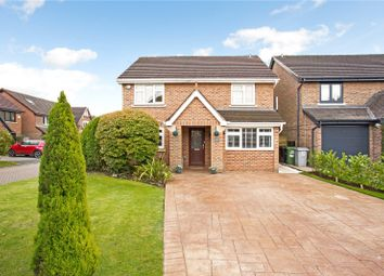 Thumbnail 4 bed detached house for sale in Glenside Drive, Wilmslow, Cheshire