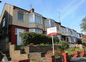 Thumbnail 3 bed semi-detached house to rent in Park Street, Luton