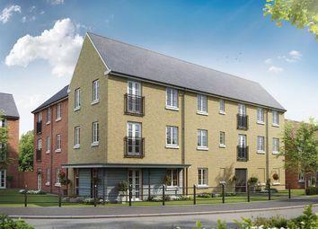 """Thumbnail 2 bedroom flat for sale in """"Apartment Block 1"""" at Bellona Drive, Peterborough"""