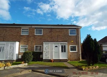 Thumbnail 2 bed flat to rent in Clavering, Hartlepool