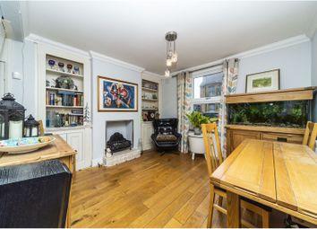 Thumbnail 3 bed semi-detached house for sale in Leslie Park Road, Croydon