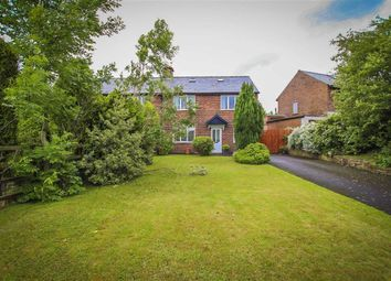Thumbnail 3 bed semi-detached house for sale in Nabs Head Lane, Samlesbury, Preston