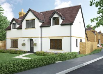 Thumbnail 4 bed property for sale in School House Mews, High Street, Silsoe, Bedford