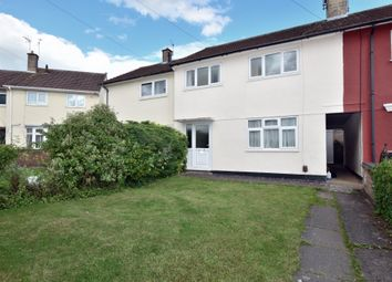 Thumbnail 3 bed terraced house for sale in Fastnet Road, Thurnby Lodge, Leicester