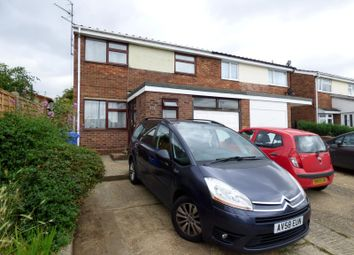 Thumbnail 3 bedroom semi-detached house to rent in Annbrook Road, Ipswich