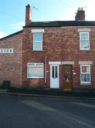Thumbnail 3 bed terraced house to rent in Stuart Street, Grantham