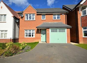 Thumbnail 4 bed property for sale in Ford Close, Scartho Top, Grimsby