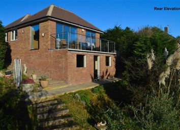 Thumbnail 3 bed detached bungalow for sale in Park Way, Hastings, East Sussex