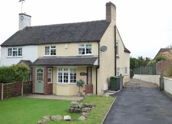Thumbnail 3 bed cottage for sale in High Street, Hixon, Stafford