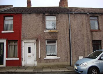 Thumbnail 2 bedroom terraced house to rent in Hutton Terrace, Willington, Crook