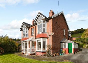Thumbnail 5 bed detached house for sale in Llwynon Lane, Newtown, Powys